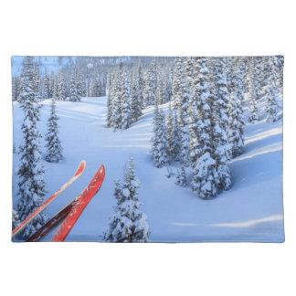 Crystal Mountain Ski Resort, near Mt. Rainier 2 Placemat