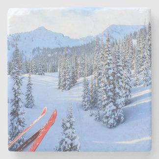 Crystal Mountain Ski Resort, near Mt. Rainier 2 Stone Coaster