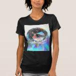 Crystal on Holograph T-shirt