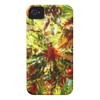 Crystal Ornament iPhone 4 Covers