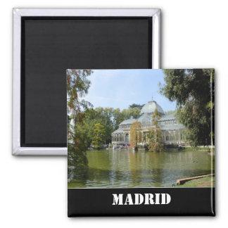 Crystal Palace, Madrid Magnet