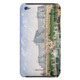 Crystal Palace, Sydenham, c.1862 (colour litho) iPod Touch Covers