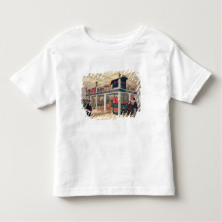 Crystal Palace, the Agricultural Court (coloured l Toddler T-Shirt