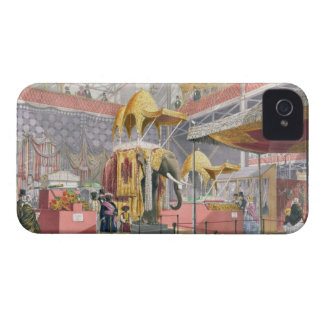 Crystal Palace, the Indian Court, pub. by Dickinso iPhone 4 Case-Mate Cases