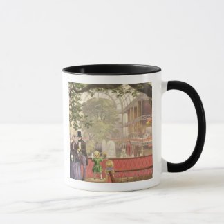 Crystal Palace, the Transept from the South Galler Mug