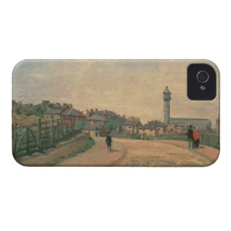 Crystal Palace, Upper Norwood (oil on canvas) Case-Mate iPhone 4 Case