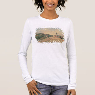 Crystal Palace, Upper Norwood (oil on canvas) Long Sleeve T-Shirt