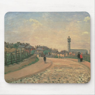 Crystal Palace, Upper Norwood (oil on canvas) Mouse Mat
