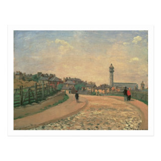 Crystal Palace, Upper Norwood (oil on canvas) Postcard