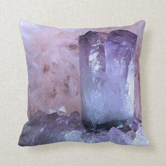 Crystal Purple Cushion