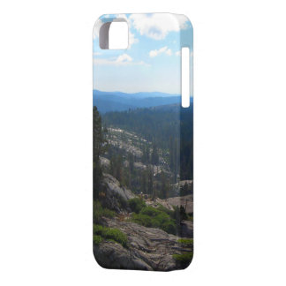 Crystal Range Valley, Desolation Wilderness Barely There iPhone 5 Case