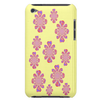 Crystal repeating pattern iPod touch Case-Mate case