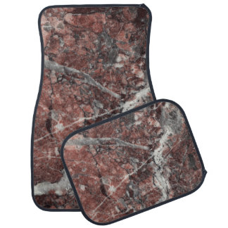 Crystal Rose Stone Pattern Background - Dramatic Floor Mat