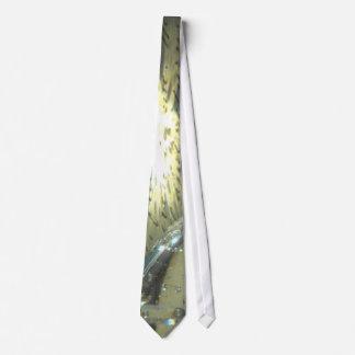 Crystal Script Tie