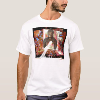 Crystal Shards from Heaven  salerno T-Shirt