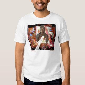 Crystal Shards from Heaven  salerno Tee Shirt