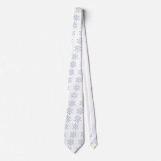 Crystal Snowflake Tie
