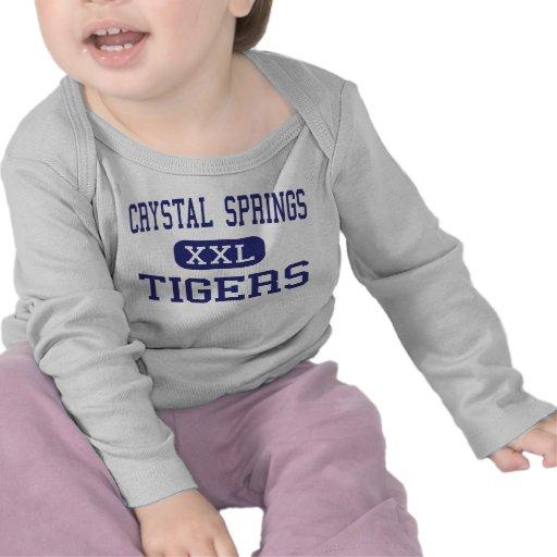 Crystal Springs - Tigers - High - Crystal Springs Tshirts