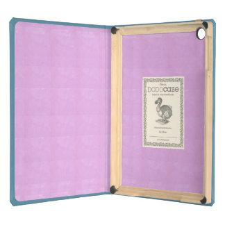 CRYSTAL STONE PINK : Elegant  Safety Tools iPad Air Case