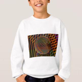 crystal strips Bright Sweatshirt