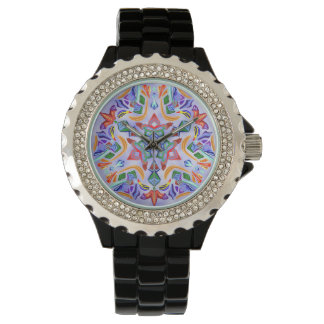 Crystal Symmetry (Rhinestone Watch) Watch