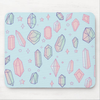 Crystal Universe Mouse Mat