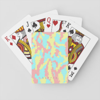 Crystal Vines Playing Cards