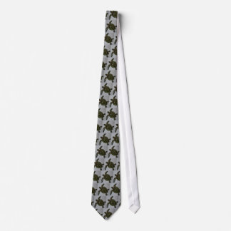 Crystalize Turtle Tie