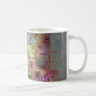 Crystalline Squares 8 Mug