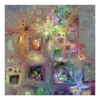 Crystalline Squares 8 Photo Art