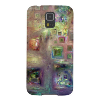 Crystalline Squares 8 Samsung Galaxy S5 Cases