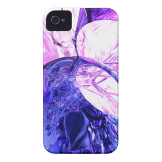 Crystallized Abstract Blackberry Bold Case