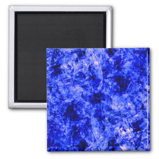Crystallized by Kenneth Yoncich Square Magnet