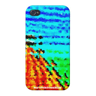 Crystals Crazed iPhone 4/4S Covers