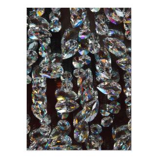 Crystals Invitation