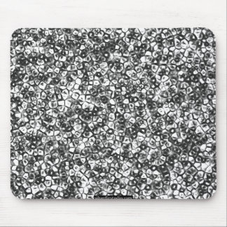 Crystals Mouse Mat
