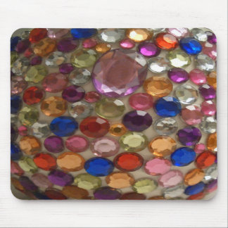 Crystals Mousepad