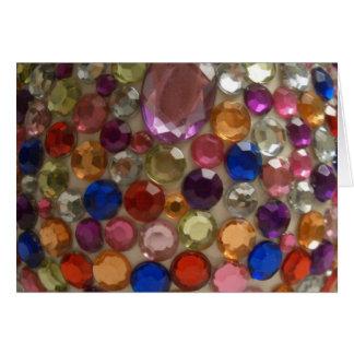 Crystals Notecard