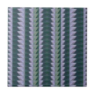 CRYTSTAL Blue White Deco Healing Stone NVN693 FUN Tile