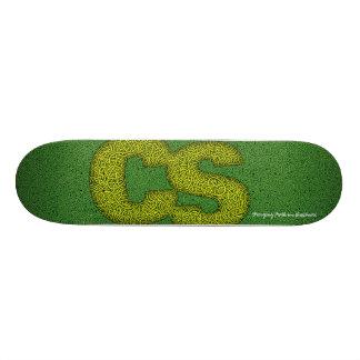 CS Logo Deck Skate Deck