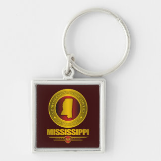 CSA Mississippi Key Ring