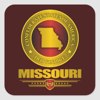 CSA Missouri Square Sticker