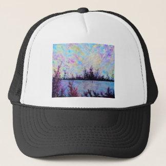 CSC_0091 (2).JPG Purple one by Jane Howarth Trucker Hat