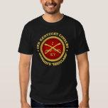 CSC -2nd Kentucky Cavalry (brass-red) Shirts