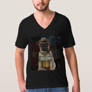 CSC BLACK V NECK T-Shirt
