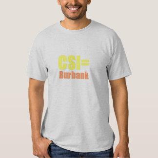 CSI Burbank T-shirt