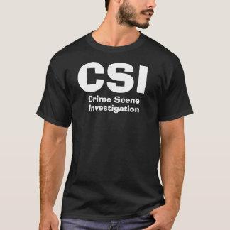 CSI, Crime Scene, Investigation T-Shirt