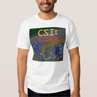 CSI: Essen Shirts