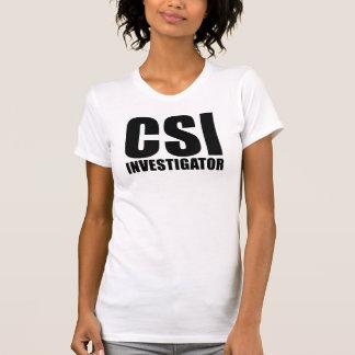 CSI Investigator Shirts