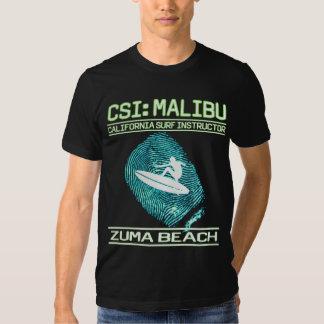 CSI MALIBU T-SHIRTS